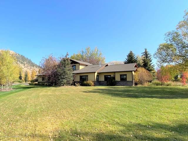370 Arapahoe Ln, Jackson, WY 83001 (MLS #20-3037) :: West Group Real Estate