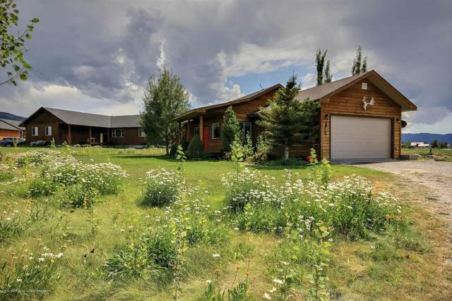 105 West  4500 South, Victor, ID 83455 (MLS #20-3045) :: West Group Real Estate