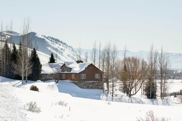 275 N Bar Y Rd, Jackson, WY 83001 (MLS #20-305) :: The Group Real Estate