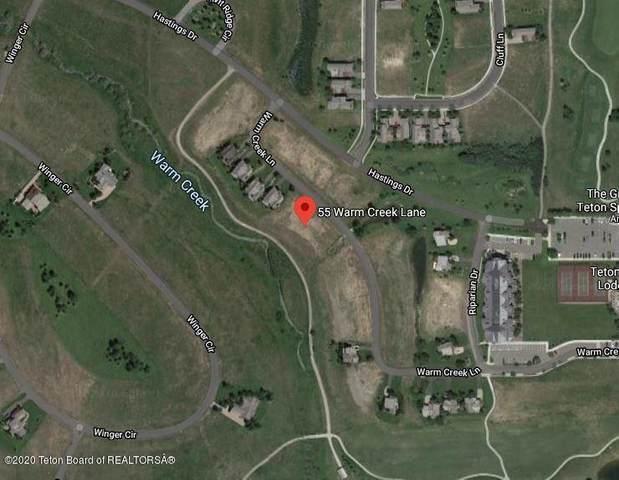 55 Warm Creek Ln, Victor, ID 83455 (MLS #20-3074) :: West Group Real Estate
