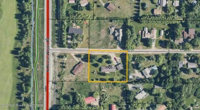 3900 W W Kimball Lane, Wilson, WY 83002 (MLS #20-308) :: Sage Realty Group