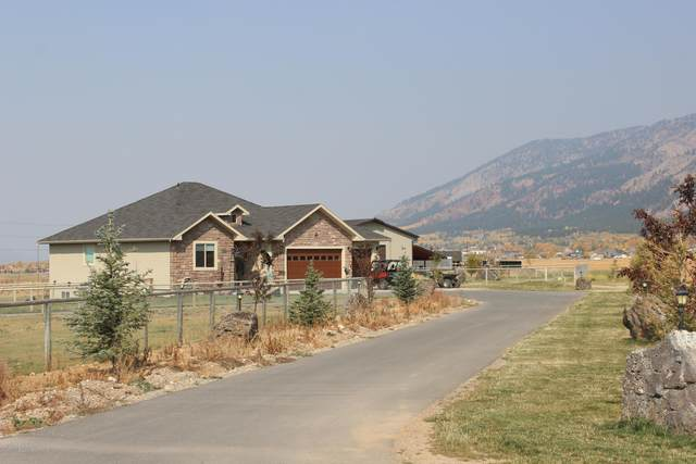 1023 Lost Creek Rd, Thayne, WY 83127 (MLS #20-3095) :: West Group Real Estate