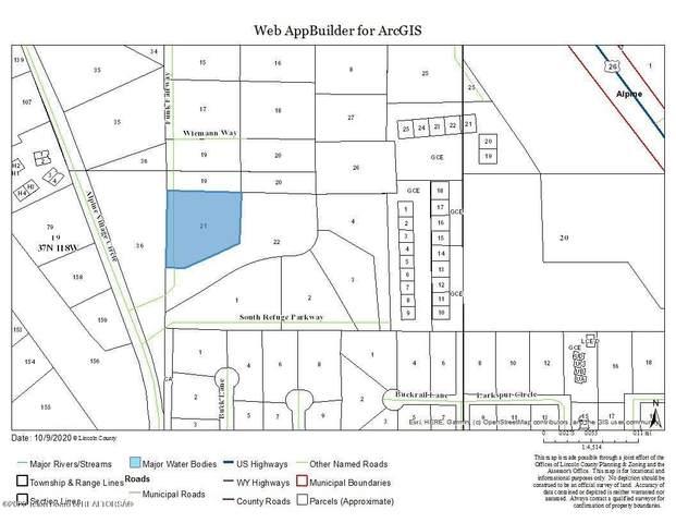21 Funk Fairway, Alpine, WY 83128 (MLS #20-3096) :: Sage Realty Group