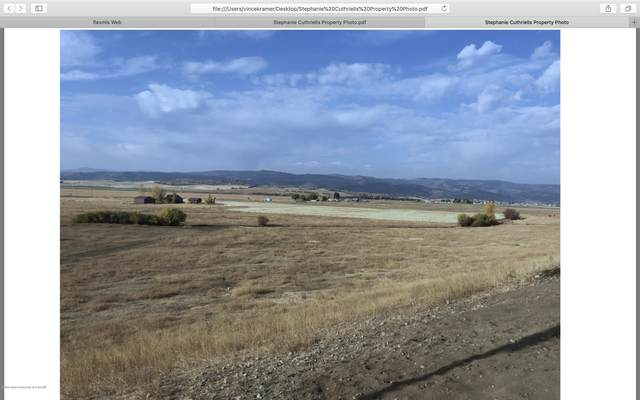 Cr 121, Bedford, WY 83112 (MLS #20-3117) :: Sage Realty Group