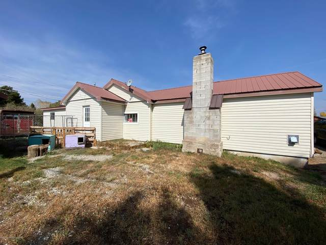 134 E B St, Pinedale, WY 82941 (MLS #20-3128) :: West Group Real Estate