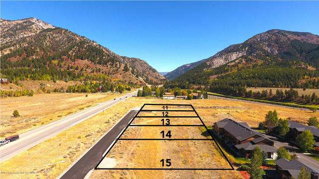 LOT 11-15 Emerger Lane, Alpine, WY 83128 (MLS #20-3132) :: West Group Real Estate