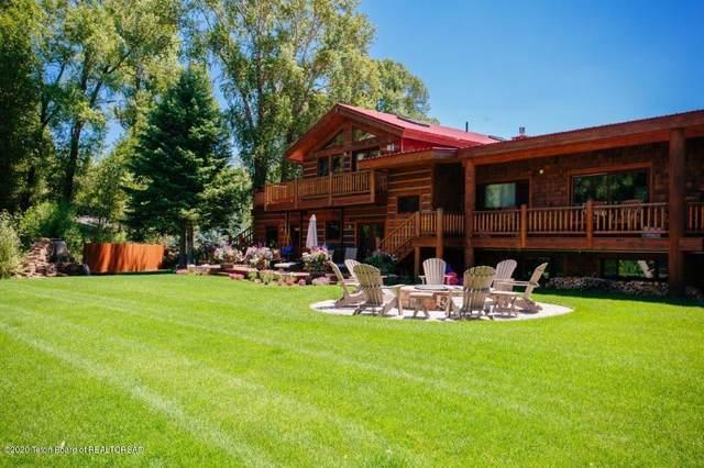 4255 W Nethercott Ln, Wilson, WY 83014 (MLS #20-3133) :: West Group Real Estate
