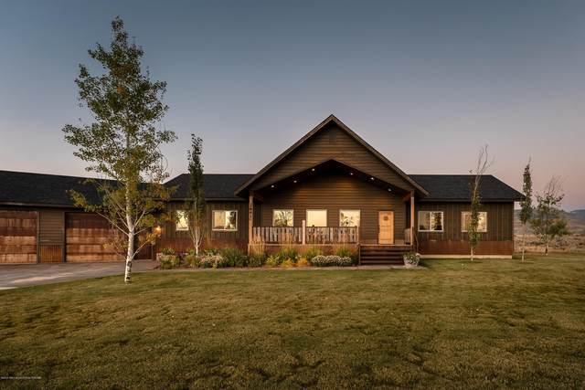2891 Rendezvous Dr, Driggs, ID 83422 (MLS #20-3141) :: Sage Realty Group