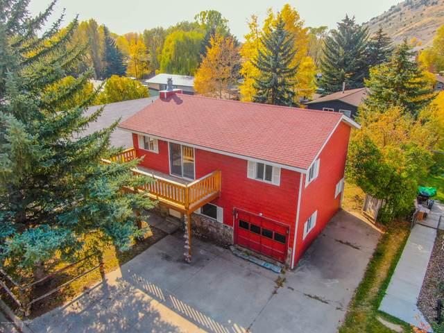 180 Crabtree Lane, Jackson, WY 83001 (MLS #20-3153) :: West Group Real Estate