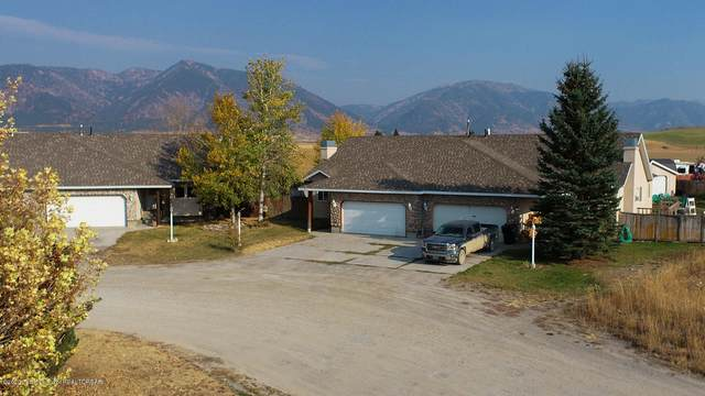 290 Bear Hollow Circle, Thayne, WY 83127 (MLS #20-3164) :: West Group Real Estate