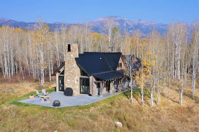 175 & 195 N West Ridge Road, Jackson, WY 83001 (MLS #20-3179) :: West Group Real Estate