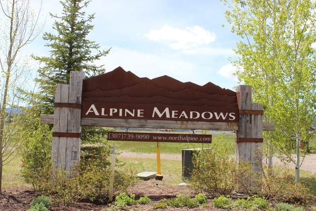 LOT 84 Aster Loop, Alpine, WY 83128 (MLS #20-3180) :: Sage Realty Group
