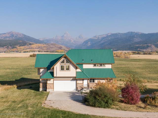 Address Not Published, Driggs, ID 83422 (MLS #20-3183) :: West Group Real Estate