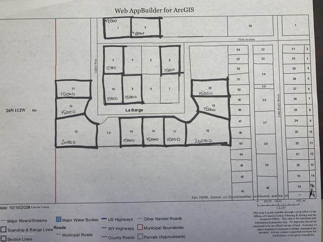 LOT 18 First Ave, Labarge, WY 83123 (MLS #20-3199) :: West Group Real Estate