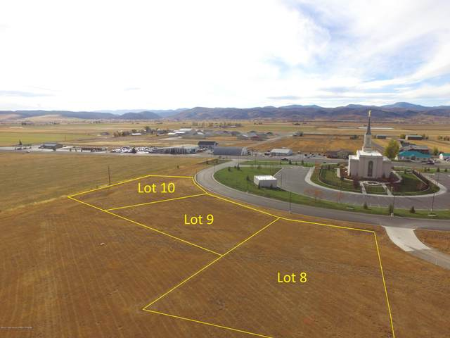 LOT 8 Temple View Loop, Afton, WY 83110 (MLS #20-3201) :: West Group Real Estate