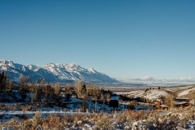1662 N East Butte Dr #3140, Jackson, WY 83001 (MLS #20-3207) :: West Group Real Estate