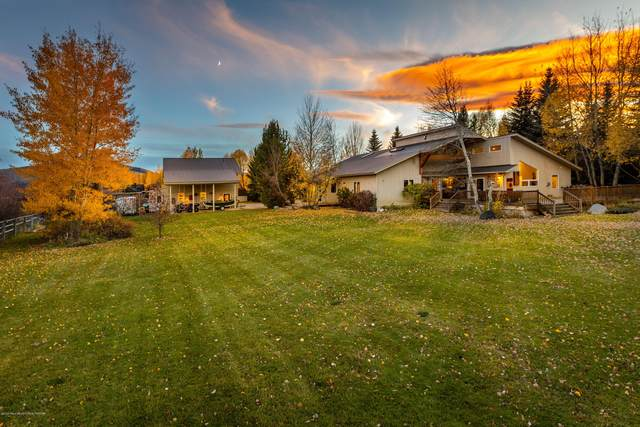 Address Not Published, Jackson, WY 83001 (MLS #20-3241) :: Sage Realty Group