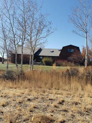 9 Stock Driveway 23-220, Pinedale, WY 82941 (MLS #20-3247) :: Sage Realty Group