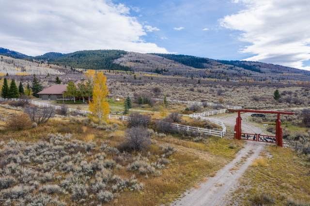 75 Perimeter Drive, Alta, WY 83414 (MLS #20-3276) :: West Group Real Estate