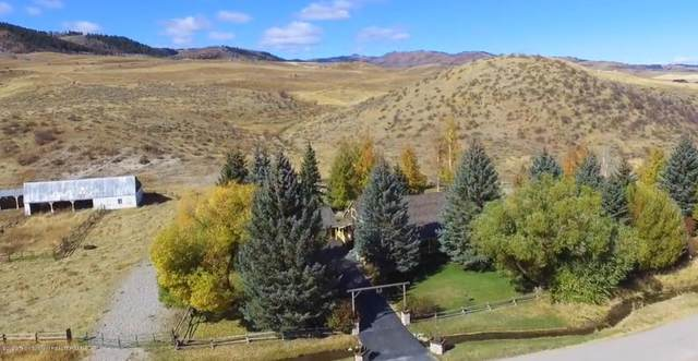 960 Stump Creek Rd, Auburn, WY 83111 (MLS #20-329) :: The Group Real Estate