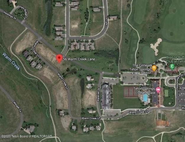 56 Warm Creek Ln, Victor, ID 83455 (MLS #20-3317) :: Sage Realty Group