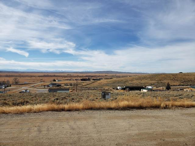 Lot 11 B B Village, Pinedale, WY 82941 (MLS #20-3337) :: Sage Realty Group