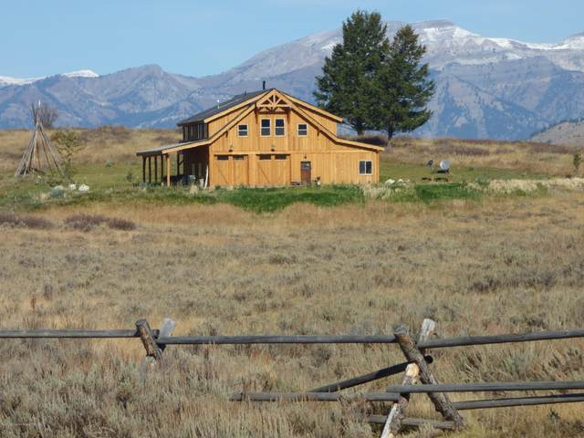 8755 Horse Creek Mesa Road, Jackson, WY 83002 (MLS #20-3362) :: West Group Real Estate