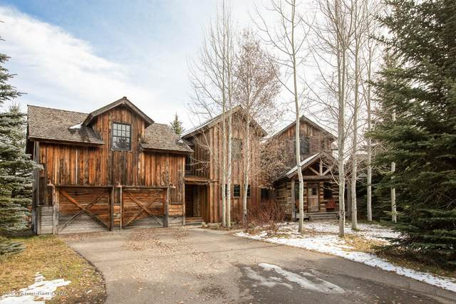 6675 Cold Springs Road, Teton Village, WY 83025 (MLS #20-3374) :: Sage Realty Group