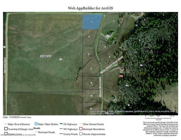 LOT 2 Stewart Creek Trail, Etna, WY 83118 (MLS #20-3377) :: Sage Realty Group