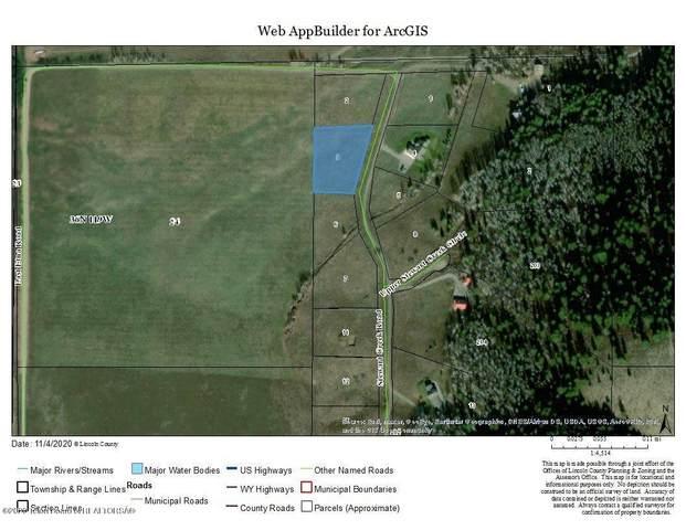 LOT 3 Stewart Creek Trail, Etna, WY 83118 (MLS #20-3378) :: Sage Realty Group