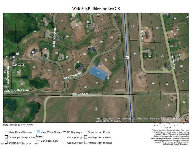 LOT 33 River Trail Dr, Alpine, WY 83128 (MLS #20-3379) :: West Group Real Estate
