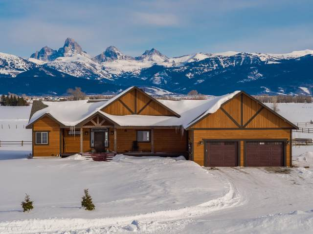 1591 Fischer Ln, Tetonia, ID 83452 (MLS #20-338) :: Sage Realty Group
