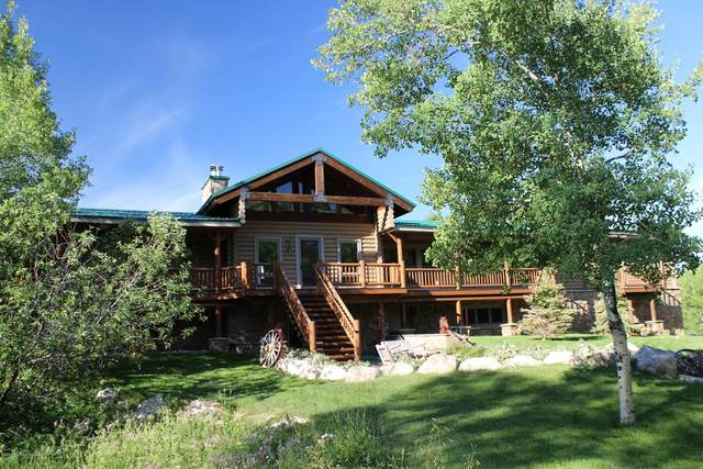 25000 N. Bear Court, Moran, WY 83013 (MLS #20-3381) :: Sage Realty Group