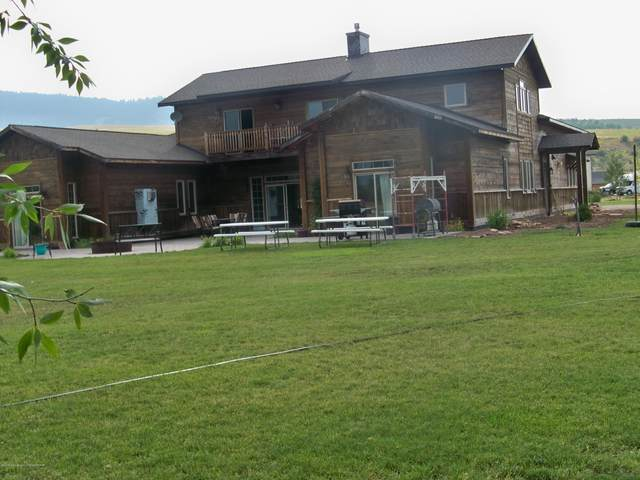 140 Big Ridge Meadows Dr, Afton, WY 83110 (MLS #20-3407) :: Sage Realty Group