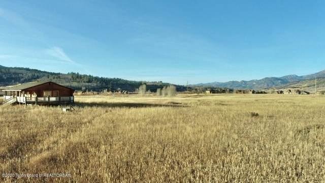 162 Cabin Road, Alpine, WY 83128 (MLS #20-3412) :: Sage Realty Group