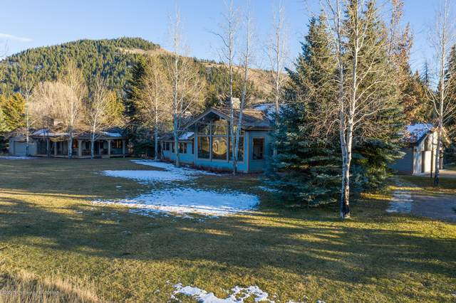 2650 W Stonecrop Rd, Wilson, WY 83014 (MLS #20-3416) :: West Group Real Estate
