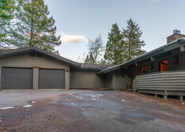 3675 W Morley Drive, Teton Village, WY 83025 (MLS #20-3418) :: Sage Realty Group