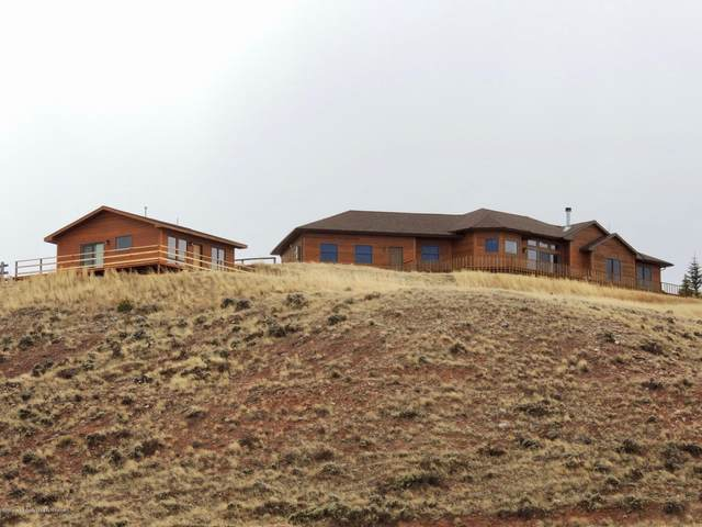 1430 Stock Trl, Dubois, WY 82513 (MLS #20-343) :: Sage Realty Group