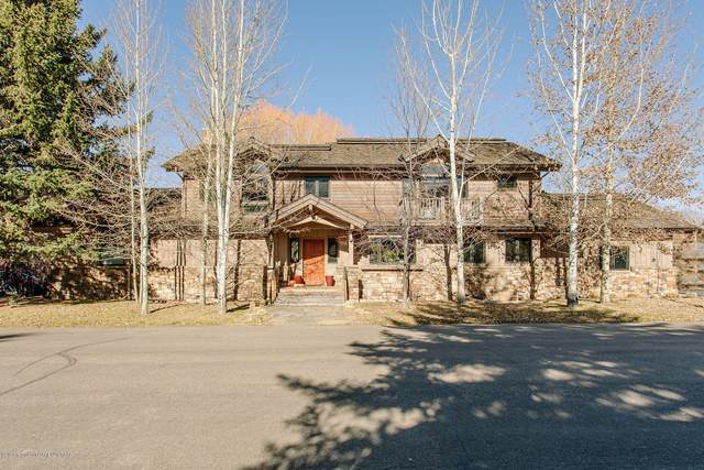 475 E Gill Ave, Jackson, WY 83002 (MLS #20-3433) :: Sage Realty Group