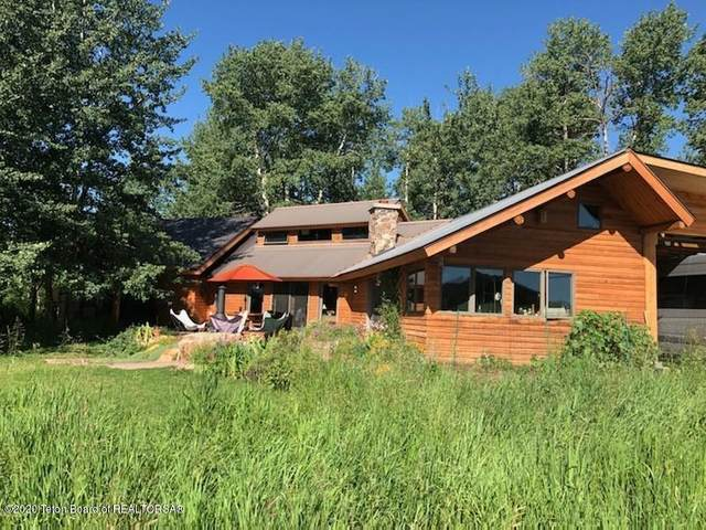 10570 Rammell Mountain Rd, Tetonia, ID 83452 (MLS #20-3456) :: Sage Realty Group