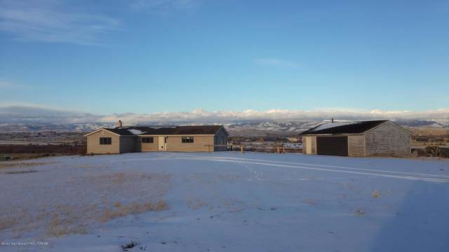 75 Redstone New Fork River Rd, Pinedale, WY 82941 (MLS #20-3470) :: The Group Real Estate