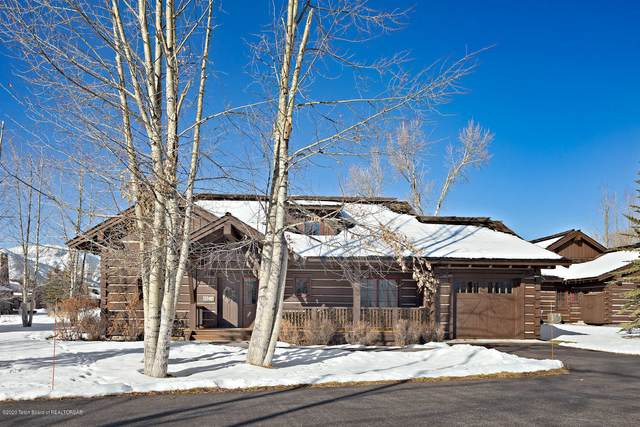 5835 Mountain Mahogany Ln #21, Jackson, WY 83001 (MLS #20-3486) :: West Group Real Estate