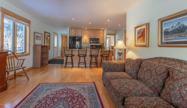 3455 S Tensleep Drive #4, Jackson, WY 83001 (MLS #20-3496) :: Sage Realty Group