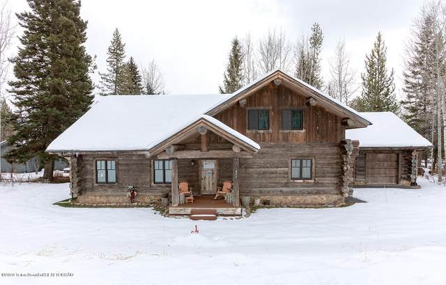 371 Aspen Ridge Tr, Alpine, WY 83128 (MLS #20-3503) :: West Group Real Estate
