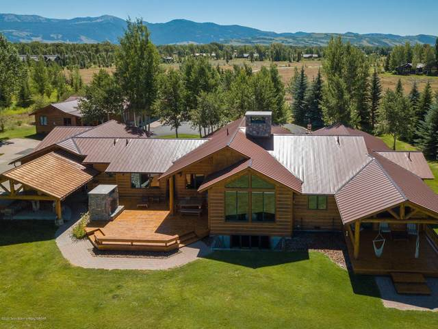 Address Not Published, Jackson, WY 83001 (MLS #20-3509) :: Sage Realty Group