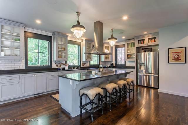 320 Teton Ave, Jackson, WY 83001 (MLS #20-351) :: West Group Real Estate