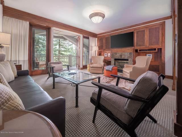 7680 Granite Loop Road #654, Teton Village, WY 83025 (MLS #20-3526) :: West Group Real Estate
