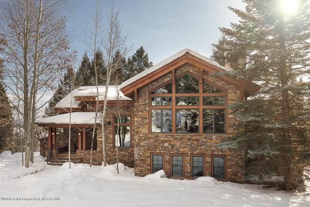 3600 Mccollister Dr, Teton Village, WY 83025 (MLS #20-3530) :: Sage Realty Group