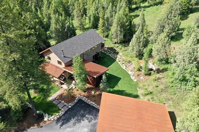 393 Spruce St, Alpine, WY 83128 (MLS #20-3537) :: Sage Realty Group