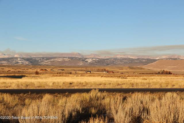 LOT 3 Old Brazzill Ranch, Pinedale, WY 82941 (MLS #20-3600) :: West Group Real Estate